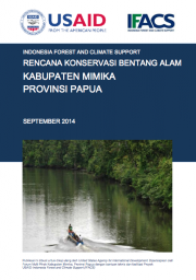 Landscape Conservation Plan: Mimika – Papua (Only Available in Bahasa Indonesia)