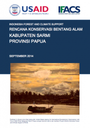 Landscape Conservation Plan: Sarmi – Papua (Only Available in Bahasa Indonesia)