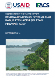 Landscape Conservation Plan: South Aceh (Only Available in Bahasa Indonesia)