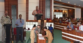 USAID LESTARI Program Launch in Aceh