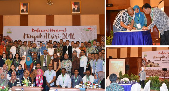 Facilitating Zero Deforestation Pledge from Indonesian Essential Oils Industry