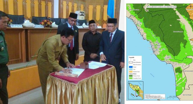 Local Policy for Improved Environmental Management in South Aceh District