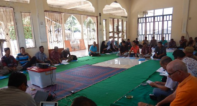 A Commitment for Green Development Planning Across South Aceh District