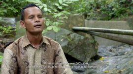 Lawe Cimanok Village: A Struggle to Protect Water Resources