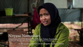 Education Forest: Protecting the Rungan Landscape (Community Video)