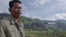 Sangir: Upstream Rehabilitation in the Heart of Gayo Lues